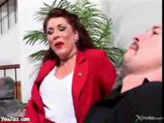 older  stepmom copulates stepson  woman arse