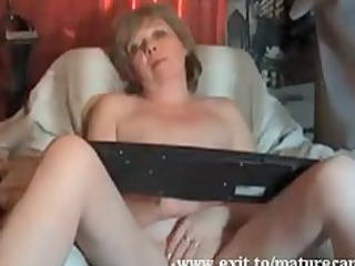 old magret fisting and orgasm at house