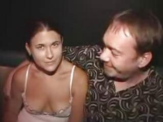 cheating whore woman masturbates sex theater