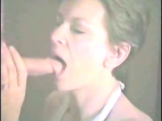 average milf gives great head