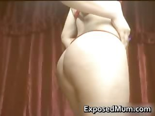 solo naked with a slutty woman by exposedmum part4
