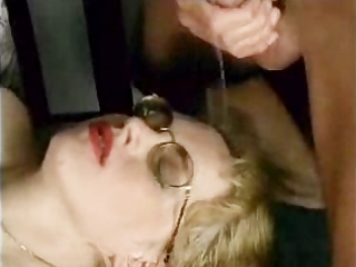 horny ladies facial