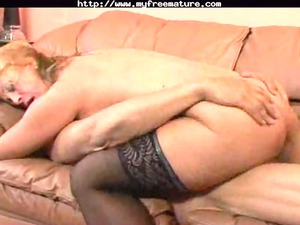 blond old lick fuck and swallow mature mature