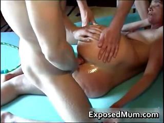 milf spanked and pierced part6
