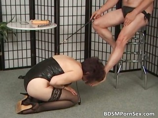 cougar duo pleasing bdsm games part4