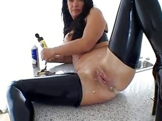 extreme wonderful milf amateur housewife rooty