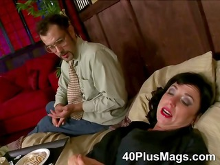 divorced grownup bitch inside for three people