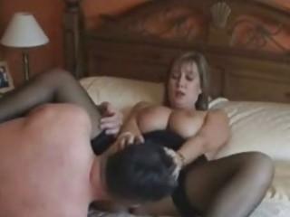 american mature babe into pantyhose banging