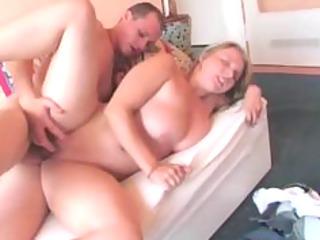 fresh albino mature babe lady copulate hard