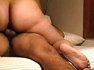 latin wife with giant butt driving hubbys libido