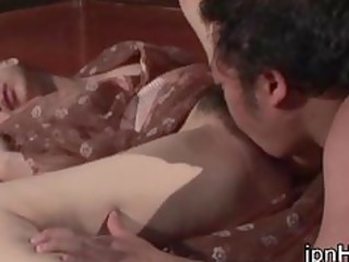 fist fucked japanese woman nailed hard part2