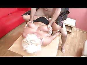 blonde big hangers bbw-granny difficult fucked