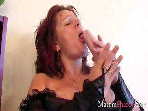 toy gang-banging older lady dana