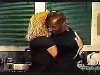 woman with husband black black white cream ebony