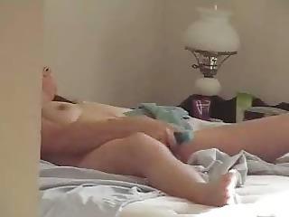 spy housewife masturbation