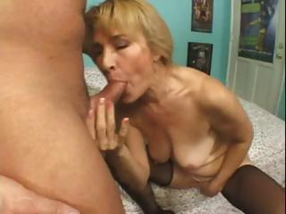 albino old acquires dick into the oral and next