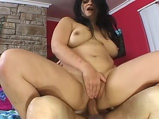 huge boobs old goes for a large inexperienced