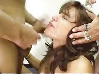 cougar bukkake