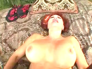 hot older slut with massive bazookas