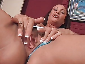 awesome milf solo masrurbation