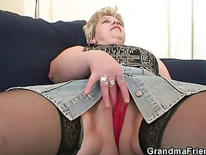 twofold drilling after pussy fisting