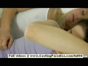 natalia rogue and aiden mary blonde and brunette