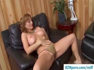 14-big boob mature babe into tough milf sex