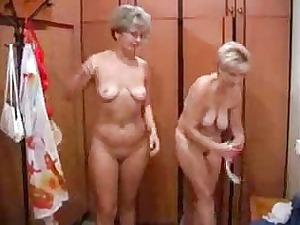 older russian porn inside a bathhouse