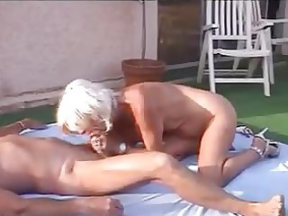 french cougar eva delage analysed by a big cock#2