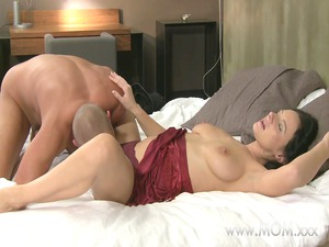 mamma wife bonks her toyboy