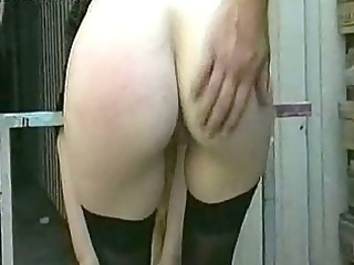 milf slave with big bossom obtains exposed and