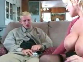 kandy cox  boobfucking woman