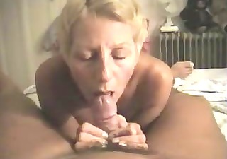 nudist filming his wife giving him a dick sucking