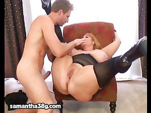 huge boob lady bbw samantha 38g bangs stud girl
