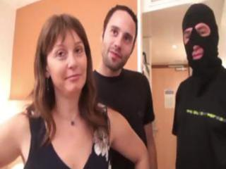 sylvie a french cougar twofold gangbanged