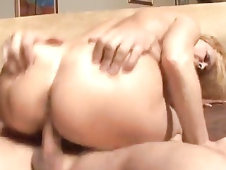 milf and young man