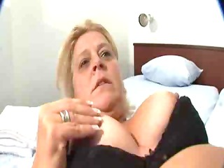 older  woman acquires fucked
