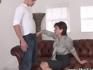 unfaithful couger gives extremely impressive
