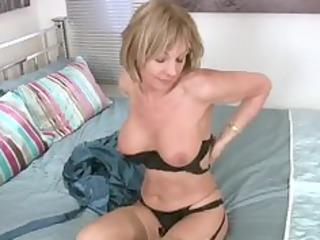 sexy nylons milf craves fuck