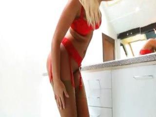 my housewife inside bath undress