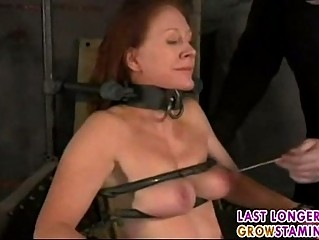 older  redhaired forced part3