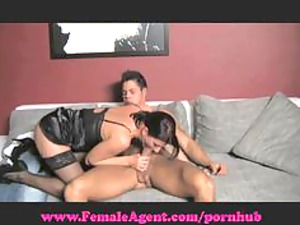 femaleagent. moist oral fellatios