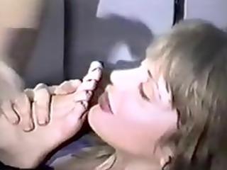 mature lesbians foot play