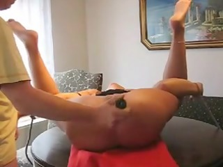 tied up mature wife fisted uneasy