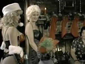 vintage blond gang-banged uneasy