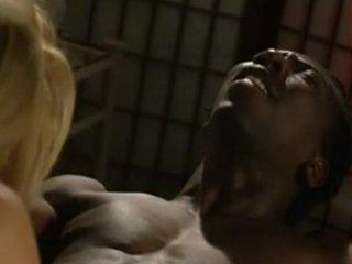 horny lady into sensual mixed gangbanging