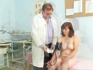 zita mature slut gyno speculum exam at clinic