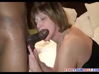 filthy lady anal rimming with huge black man